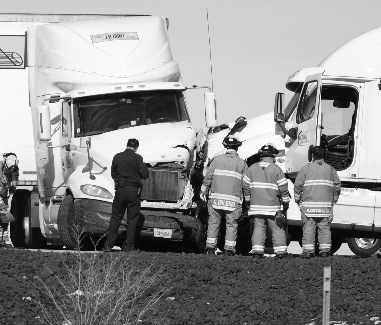 Truck Accident Attorney Tucson