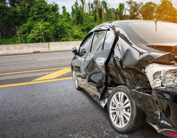 Car Accident From a Flat Tire - Tucson, AZ
